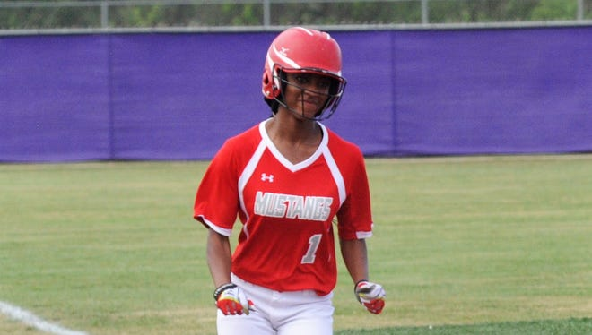 Sweetwater's Tavis Black went 6 for 7 with two home runs, two triples, a double and 13 RBIs to lead the Lady Mustangs to two wins and earn Big Country Player of the Week honors.