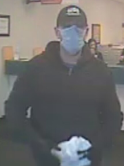 If anyone has information regarding the Visalia robbery