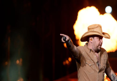 Photos: Jason Aldean at the Denny Sanford Premier Center