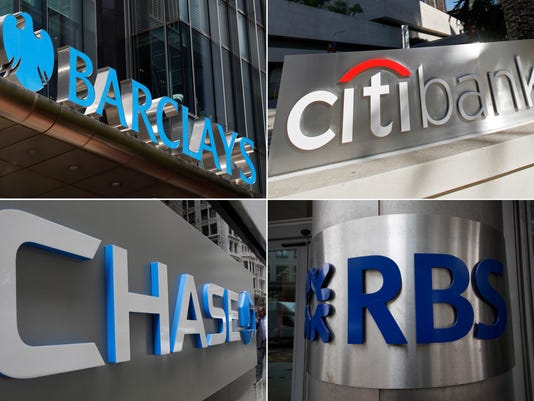 AP BANK SETTLEMENTS F I