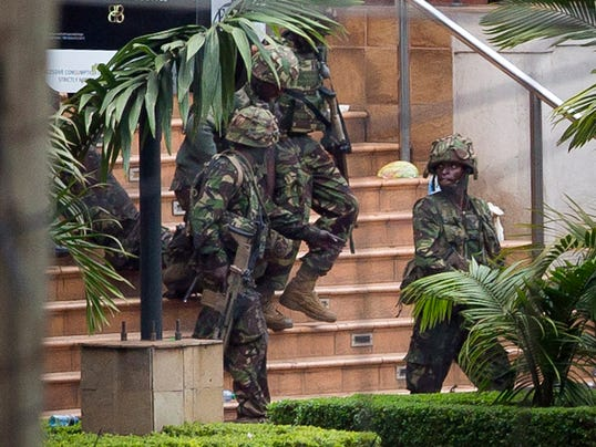 AP Kenya Mall Attack