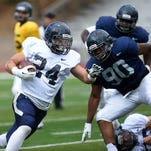 Wolf Pack gives scholarships to three walk-ons