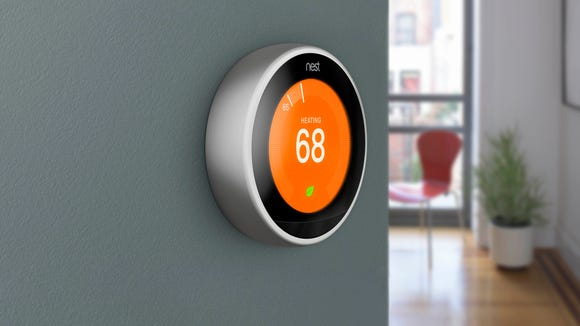 Turn your Nest thermostat off if you're going away.
