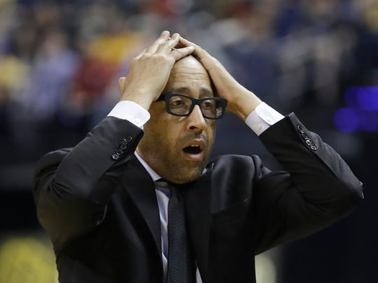 """We were back to playing so soft on the ball and not getting back on defense,"" said Grizzlies coach David Fizdale said. ""We've shown the tendency all year to come back after tough losses and regroup."""