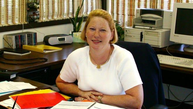 Nancy Dowdy in 2002