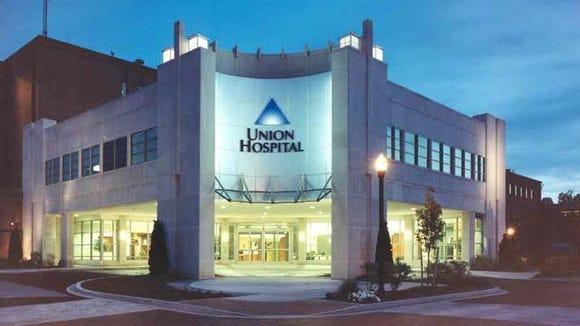 Union Hospital in Elkton, Maryland.