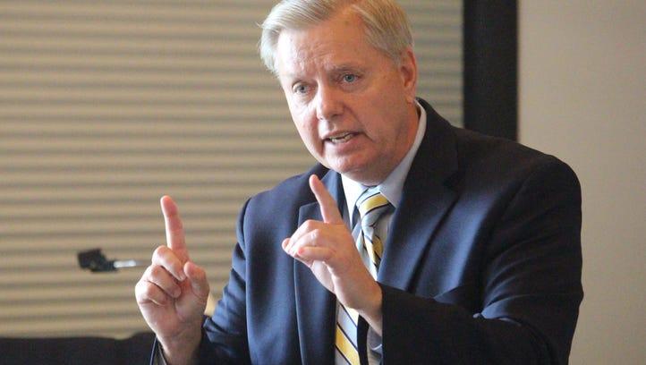 Sen. Lindsey Graham opposes GOP's short-term spending fix to avert government shutdown