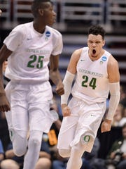 Will Dillon Brooks return? If he does, Oregon is a top-five team.