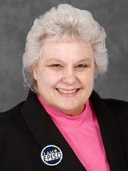 EPISD Trustee Diane Dye