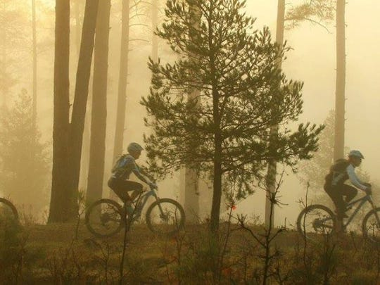 To learn more about Bicycle Ruidoso, check out their website at bicycleruidoso.com or go to their Facebook page, Bicycle Ruidoso.
