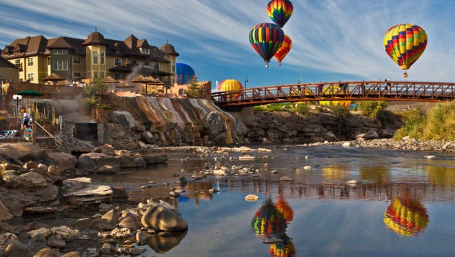 The Springs Resort and Spa in Pagosa Springs, Colorado_credit Visit Pagosa Springs