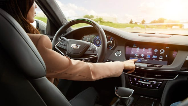 Cadillac is expanding its Super Cruise hands-free driver assistance feature across its entire lineup of vehicles, the company announced Wednesday.