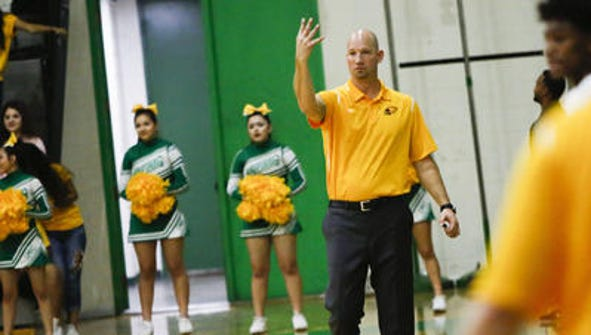Chaparral basketball coach Dan Peterson will be joining