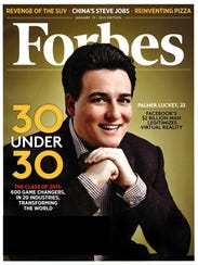 Forbes is one of a growing number of publications that