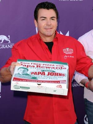 Papa John's founder John Schnatter