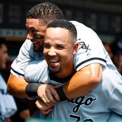 Jose Abreu may have to carry new-look White Sox