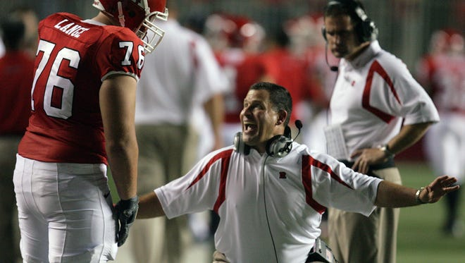 Former Rutgers coach Greg Schiano's energy was key in getting the football program into the Big Ten. Would he want to resume the job?