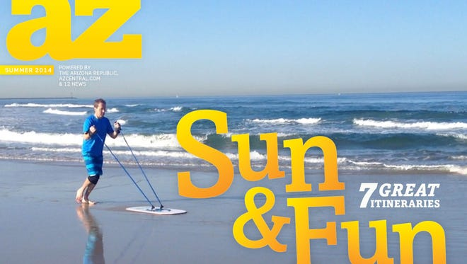 Look for our San Diego vacation guide — featuring a video cover — on June 10.
