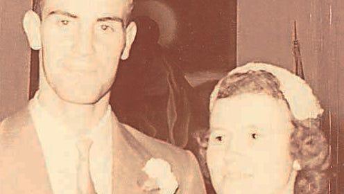 Mock 60th Wedding Anniversary