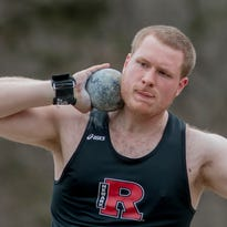 '20 Questions' with Rutgers-Newark shot putter Edward Dennerlein of Chatham