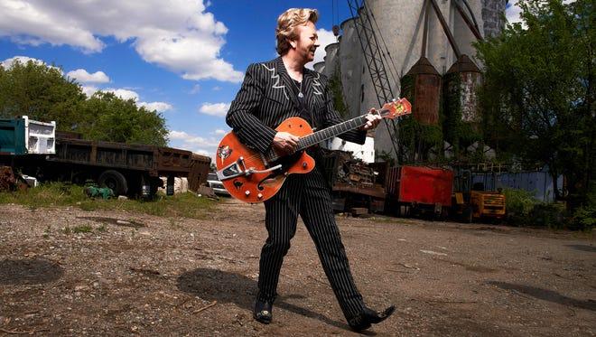 "Rockabilly singer/guitarist Brian Setzer will release his new album, ""Rockabilly Riot! All Original,"" Aug. 12 on Surfdog Records."