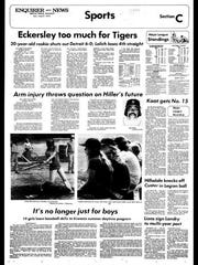 This week in BC Sports History - July 23, 1975
