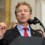 Dickerson: Why does Rand Paul mow his own lawn?