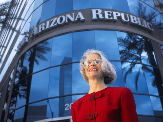 Sue Clark-Johnson was chairman and CEO of The Republic