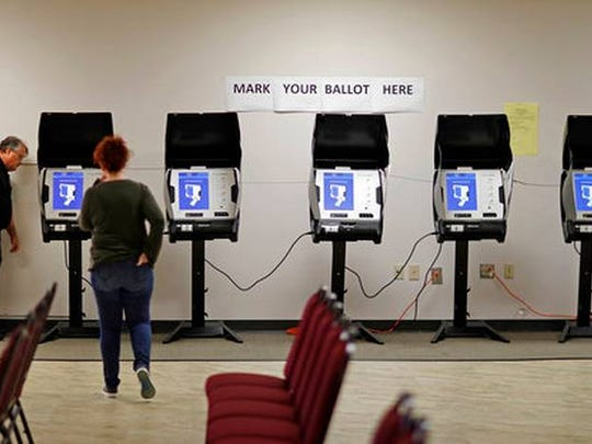 "Voting equipment vendor ES&S invited state and county election officials to join an ""advisory board"" and treated them to trips to Las Vegas and elsewhere, an arrangement that drew criticism from ethics watchdogs. The revelation comes as intelligence experts warn that Russia and perhaps other nations or actors are certain to try to interfere with the 2018 midterm vote."