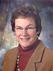 Ames Mayor Ann Campbell