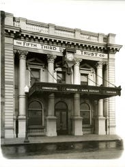 After opening as The Union Savings & Trust Company