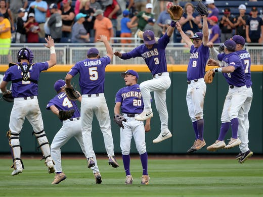 Heberts Town And Country >> LSU leads Oregon State, 2-1, early