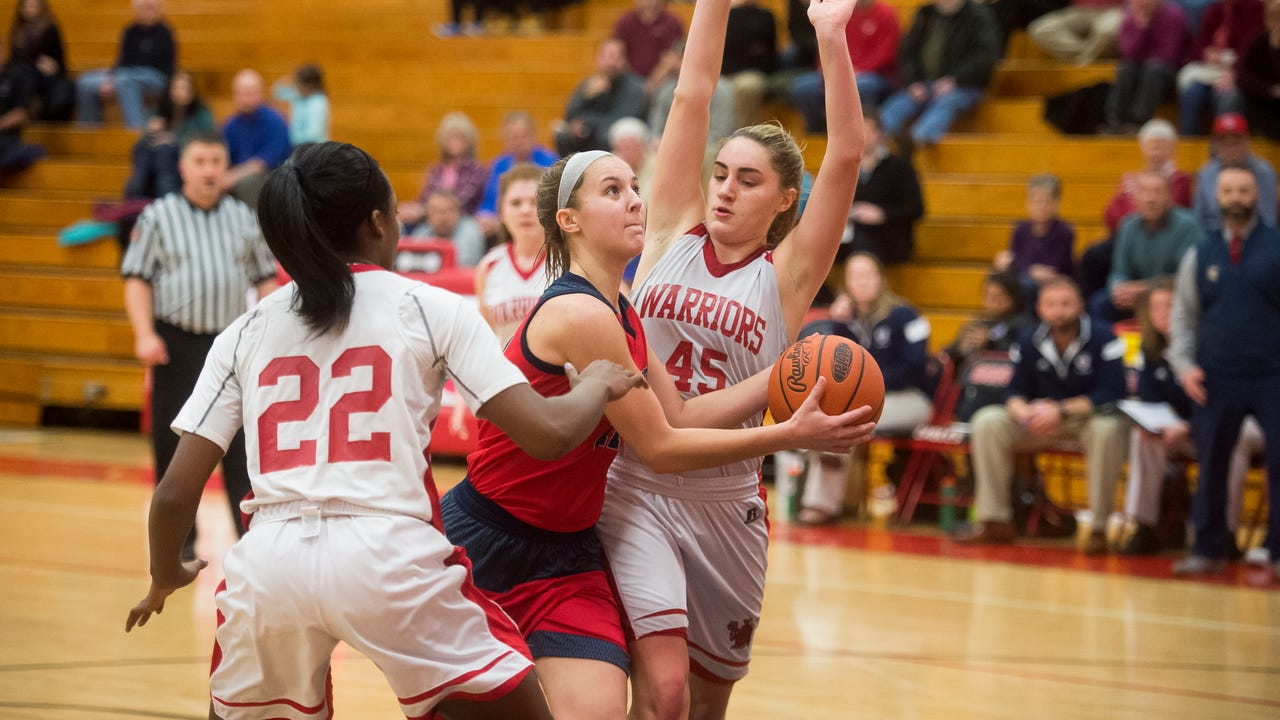 The New Oxford girls' basketball team lost three games in late January when multiple players were struggling with illnesses. But the Colonials are healthy again and looking toward a deep playoff run.