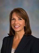 Millville Senior High School Principal Kathleen Procopio