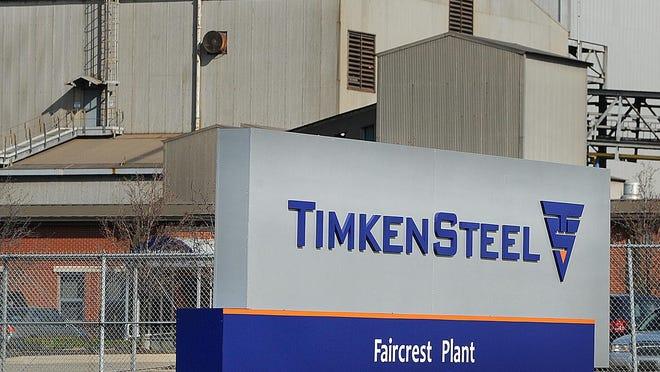 TimkenSteel Faircrest Plant.
