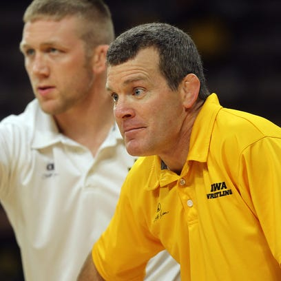 Leistikow: Patience required, but Brands has Iowa wrestling set for a comeback