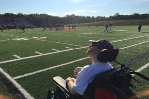 Mendham football super-fan hosts fundraiser Sunday