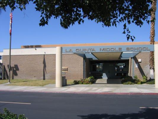 La Quinta Middle School