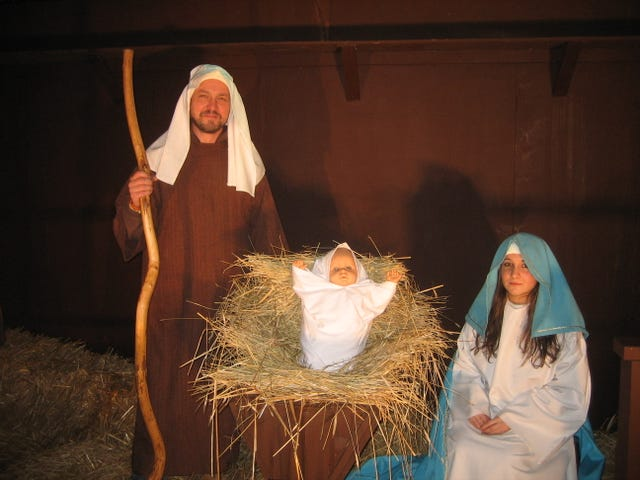 A Drive Through the Christmas Story marks 30th year