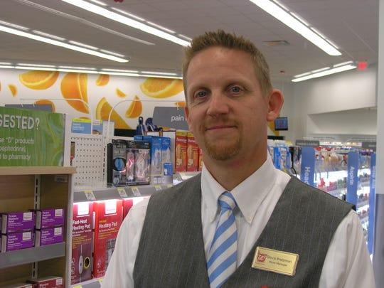 Steve Bretzman, Walgreens