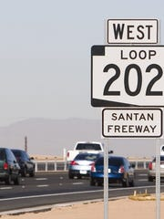 The closure of westbound Loop 202 in Chandler  will take place from 10 p.m. Friday to 5 a.m. Monday for South Mountain Freeway construction, according to ADOT officials.