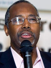 Ben Carson is a favorite among Iowa's Christian conservatives.