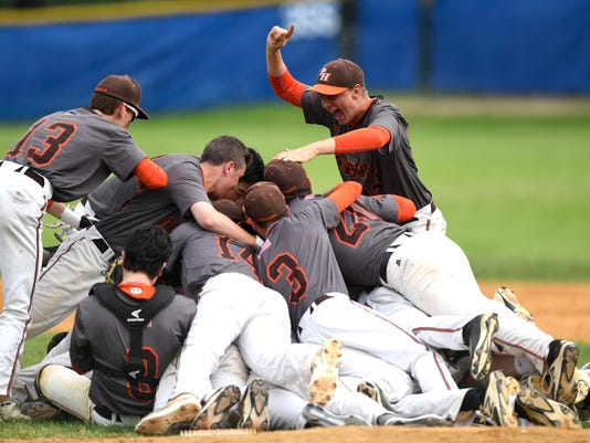 Bergen County baseball champs