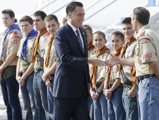 AP ROMNEY 2012 A ELN USA UT