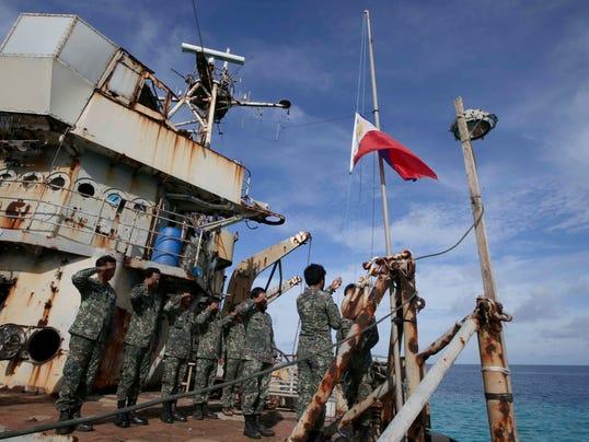 AP Philippines US Military