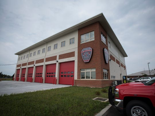 Palmyra Citizens Fire Co. has a new home at 35 W. Walnut St., in Palmyra.