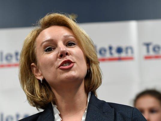 Gubernatorial Candidate Catherine Templeton