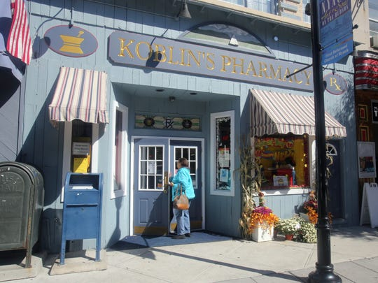 Koblin's Pharmacy has been part of the fabric of Nyack for as long as anyone can remember.