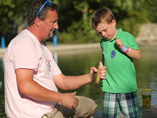 Go guide fashion fishing food and more for Indiana fishing license age