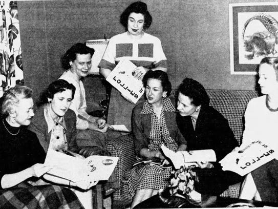 """""""The Follies"""" were Junior League's most well-known"""